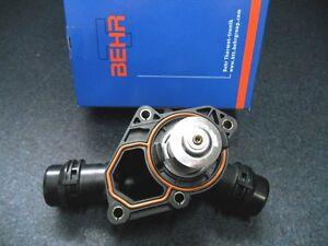 BEHR Thermostat für BMW E46 E39 318d 320d 520d Diesel M47d20 1951ccm 136PS 118PS