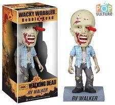 The Walking Dead TV Bobble head, RV Walker Zombie action figure