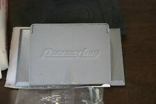 Lot of 3 Steel City Perfectlin Slim-Shield Weather Proof Recptacle Cover WRH80-C