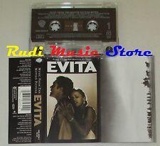 MC MADONNA Evita OST 1996 germany WARNER 9362-46432-4 cd lp dvd vhs (****)