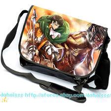 Anime Attack on Titan Satchel Casual Bag BL Cos Messenger Bag Yaoi fandom  #TY13