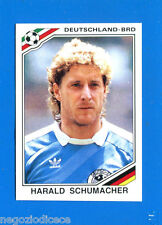 WORLD CUP STORY Panini - Figurina-Sticker n. 178 - SCHUMACHER -BRD-MEXICO 86-New