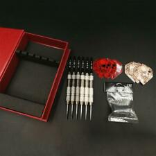Exquisite 6 boxed darts 24g copper black nickel hard dart needle & 1 dart TI