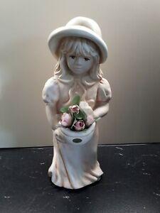 Alice Börngen Figur, Mädchen mit Korb