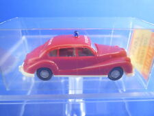 WIKING 12197  BMW 501 Feuerwehr  (rot-weiß)  1:87  OVP !!