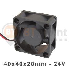 4020S 24V Lüfter 40x40x20mm Brushless DC Fan Cooler 40mm 3D Drucker Prusa RepRap