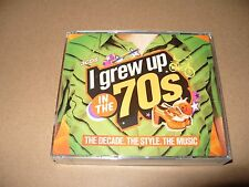 I Grew Up in the 70s (2012) 3 cd set Excellent + Condition