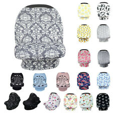 Maternity Top CarSeat Cover Canopy Nursing Cover Crib Baby Stroller Cover Canopy