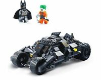 DC Superheros Batmobile Car Batman Joker Legoings  Building Blocks bricks toys