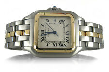 Cartier Panthere 187957 29 mm Edelstahl Gelbgold Quarz [BRORS 12275]