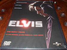 Elvis - The Early Years Universal James Sadwith Dvd ..... Nuovo