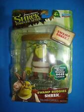 Dreamworks Shrek Forever After Swamp Buddies Shrek Action Figure with Ooze Goo