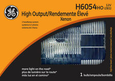 General Electric Headlight Bulb H6054HO