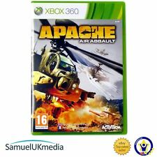 apache air assault (xbox 360) ** in einem brand neuen case! **