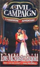 A Civil Campaign by Lois McMaster Bujold (2000, Paperback)