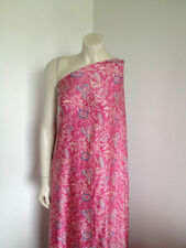 Floral 100% Silk Craft Fabrics