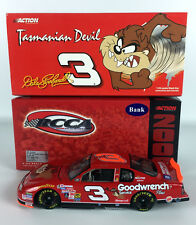 Dale Earnhardt #3 GM Goodwrench/Taz/No Bull 2000 Monte Carlo Bank Action Diecast