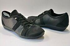 Arcopedico Leta Shoes Sneakers Perforated Black Sz 41/9.5-10M