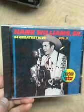 Hank Williams Sr. 24 Greatest Hits Vol.2 CD New+Sealed Country Lonesome Blues