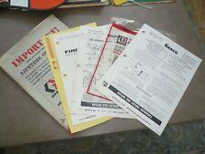 Graco Instruction Amp Parts Lists 306 517 306 437 306 390 With Envelope Original