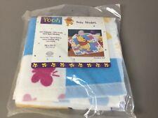 """NWT Pooh Baby Blanket 36"""" x 45"""" #622Z"""
