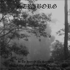 Striborg - In The Heart Of The Rainforest/ Through The Forest .. cd Asgard Musik
