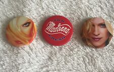 Madonna Badges / Official Boy Toy / Drowned World Tour Era