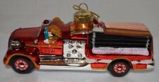 The Firefighters Ornament Collection Third Edition 1957 Pumper