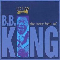 B.B. King - The Very Best Of (1994) CD NEW