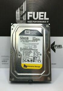 WD Black WD5003ABYX-01WERA0  500GB SATA 3.5inch Desktop Internal Hard Drive