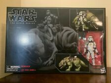 Star Wars Black Series Dewback and Sandtrooper *NEW, MINT, SEALED*