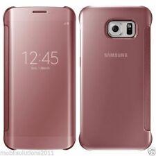Étuis, housses et coques roses transparentes Samsung Galaxy S7 pour téléphone mobile et assistant personnel (PDA)
