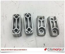 4 SUPPORTI STAFFA VALIGIE LATERALI per BMW R 1200 GS ADVENTURE ABS 2007