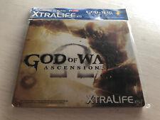 GOD OF WAR ASCENSION PS3 PAL Alfonbrilla Raton