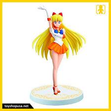 Pretty Guardian Sailor Moon Sailor Venus Banpresto Authentic Figure