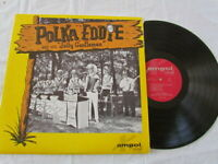 Polka Eddie And His Jolly Gentleman,Vinyl lp,Ampol Records