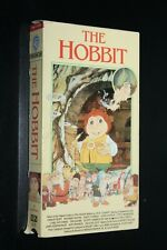 The Hobbit VHS Cassette Tape Video VCR Movie Lord Of the Rings 1977 Cartoon