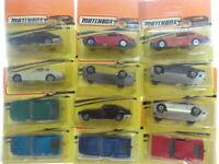 Bulgarian Matchbox Datsun 260 Z Die Cast Car Models New Old Stock In Blister