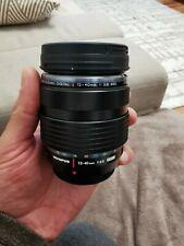 Olympus 12 40mm f/2.8 M. Zuiko ED Pro mft micro 4/3 Olympus and Panasonic