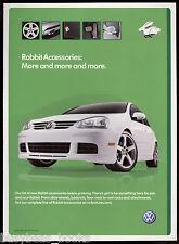 2006 VOLKSWAGEN RABBIT advertisement, VW Rabbit coupe