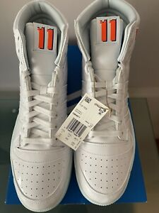 Adidas Top Ten High Trae Young 'Ice Trae' Sneakers Size 11.5 Mens