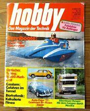 Hobby 26/1976 Test Daihatsu Taft, Menschenfalle Hochhaus, Dodge-Camper durch USA