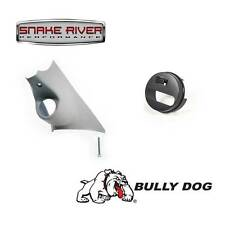 BULLY DOG PILLAR MOUNT W ADAPTER 13-17 DODGE RAM 1500 2500 3500 NO LEATHER DASH