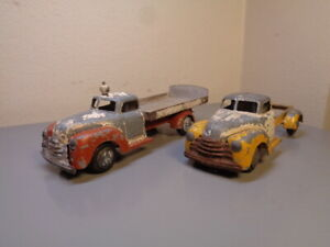 TEKNO DENMARK VINTAGE 1950'S DODGE TRUCK COLLECTION VERY RARE ITEMS