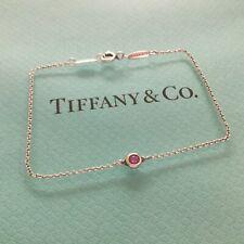 aac834b7b Tiffany & Co. Chain Sterling Silver Fine Bracelets for sale | eBay