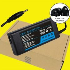 AC Adapter 4 Samsung XE550C22-A01US Chromebook Power Supply Cord Battery Charger