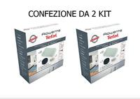 2 KIT Rowenta ZR005801 4 Panni + 2 Anticalcare 1 Filtro Sugna per Clean & Steam
