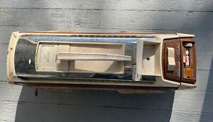 Vintage Electrolux Canister Vacuum Cleaner