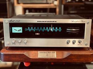 Marantz Model 112 Tuner!!! TOP. MINT!