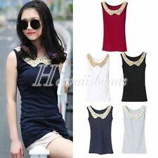 Unbranded Hand-wash Only Sleeveless Tops & Blouses for Women